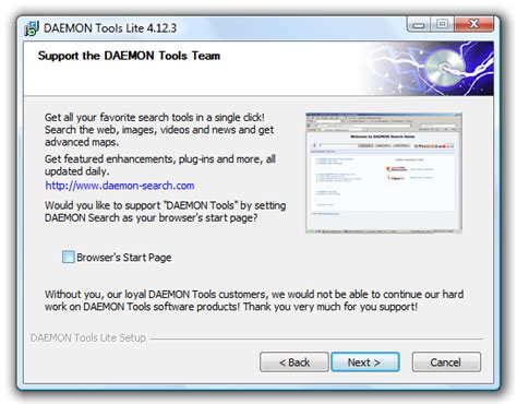 daemon tools restart daemon tools lite for cd dvd rom emulation