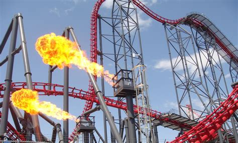 7 Great Amusement Parks For by 10 Scariest Theme Park Rides On The Planet