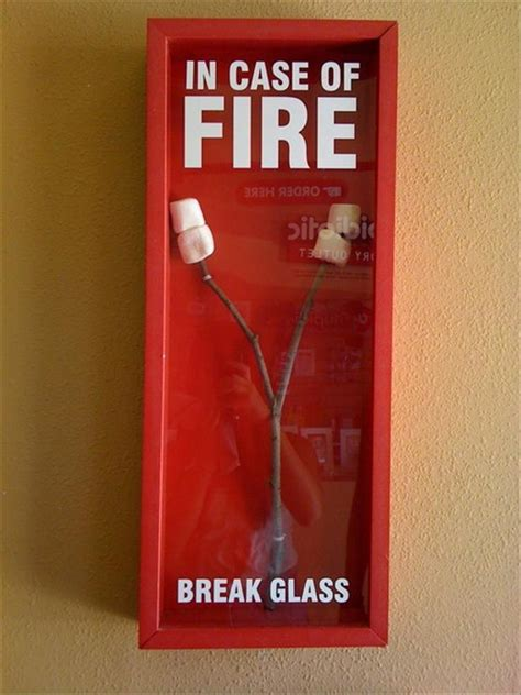 Funny Vire Memes - in case of fire funny pictures dump a day