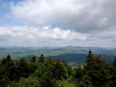 Spruce Knob by Spruce Knob West Virginia Highpoint Highpoints