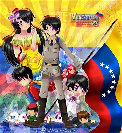 imagenes venezuela te amo htmr venezuela bicentenary by nennisita1234 on deviantart