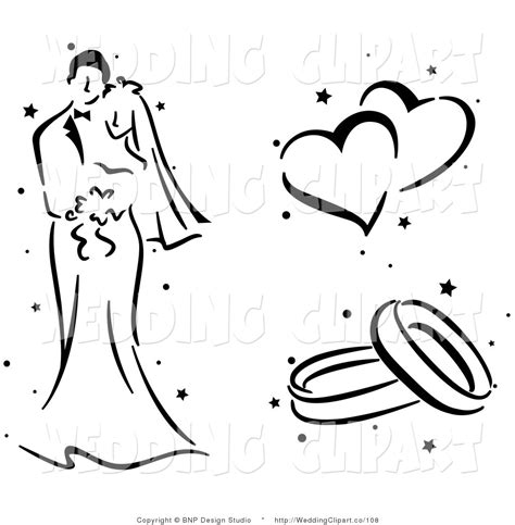 Wedding Black And White Clipart by Black And White Wedding Cake Clip Clipart Panda
