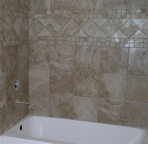 shower ideas on porcelain floor tile and home