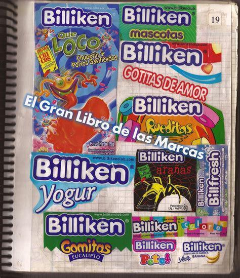 caramelos billiken yogurt el gran libro de las marcas febrero 2014