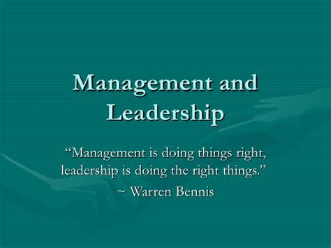 Wgu Mba Management And Leadership by Management And Leadership
