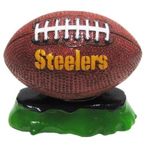 Football Aquarium Decorations by Pets Nfl Pittsburgh Steelers Football
