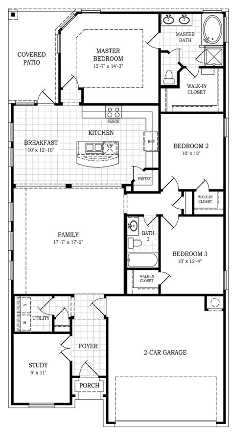 Cooper Floor Plans by Chesmar Cooper
