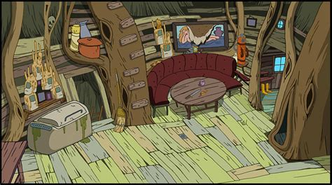 Finn And Jake S Living Room File Tflivingroom Jpg