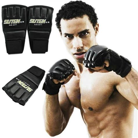 Thai Boxing Gloves 1pair kickboxing sparring gloves reviews shopping kickboxing sparring gloves reviews on