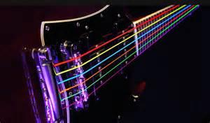 light guitar strings dr strings 9 multicolor neon rocksmith electric guitar