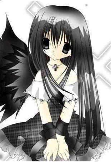 imagenes de anime emo girl ulitxyle emo anime girls