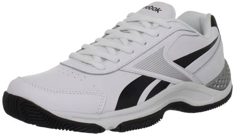 reebok tennis shoes for reebok reebok mens court vision v tennis shoe in white for