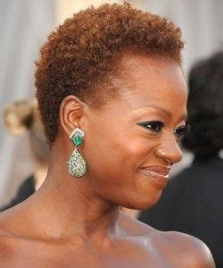short afro haircuts for women with color best summer hair colors viola davis viola and red carpet