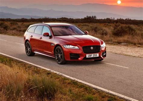 jaguar xf interni nuova jaguar xf sportbrake 2018 scheda tecnica motori e