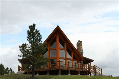Rental House Plans amazing rustic chalet atop black hills near vrbo