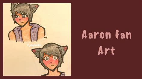 Aphmau And Aaron Drawings