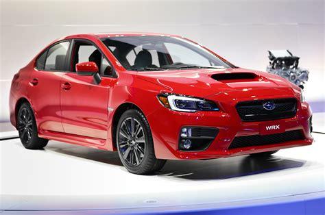 2015 subaru wrx news 2015 subaru wrx 121 new car reviews usa