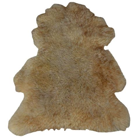 throw rug cleaning beautiful vintage sheepskin throw rug for sale at 1stdibs