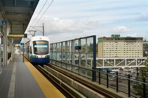 seattle link light rail transportation picture of crowne