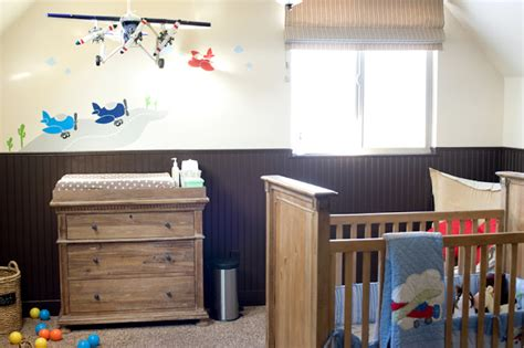 airplane nursery design dazzle