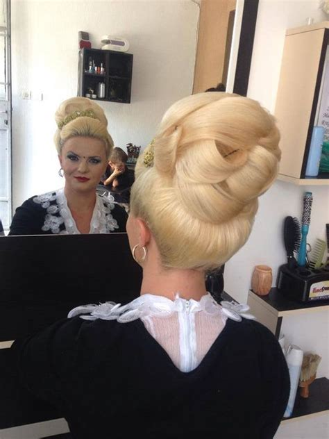 updo hairstyle sissy pin by her cuck on big hair pinterest beautiful updo