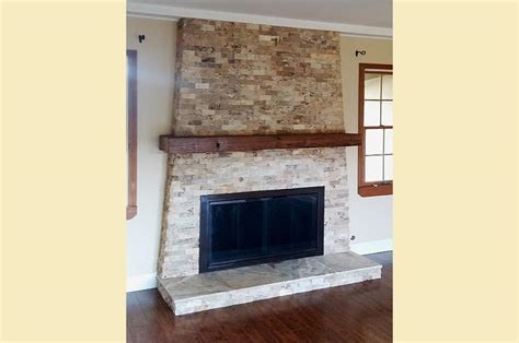 rustic fireplace mantels from old barn beams antique