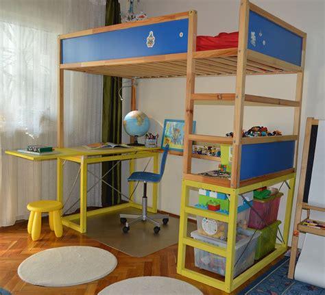 56 Best Ikea Kura Beds Images On Pinterest Child Room Ikea Bunk Bed Kura