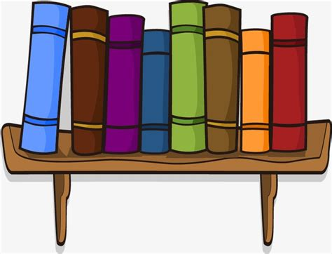 Bookshelf For Books by Books Bookshelf Bookshelf Books Png And