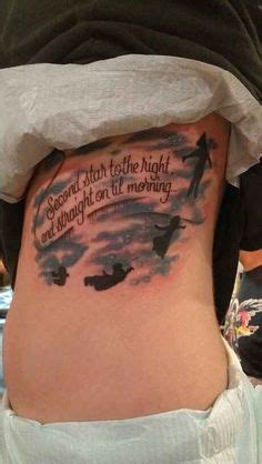 peter pan tattoo tattoo love pinterest peter pan