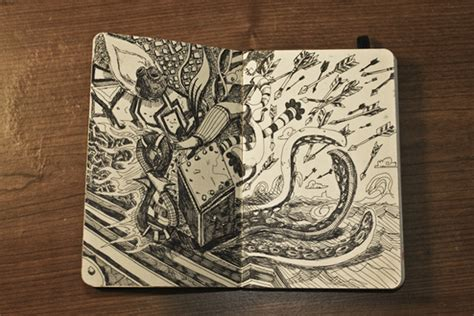 creative sketchbook 100 sketchbooks and moleskines that will leave you