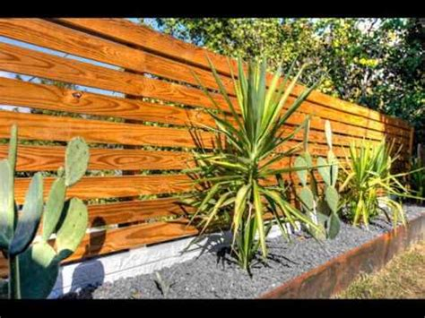 decorative fences landscaping fences collection youtube