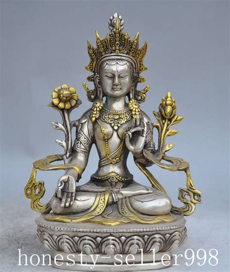 tibetan home decor home decor chinese tibetan buddism silver copper white