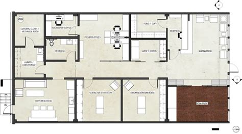 wellness center floor plan healthcare design athens holistic wellness center