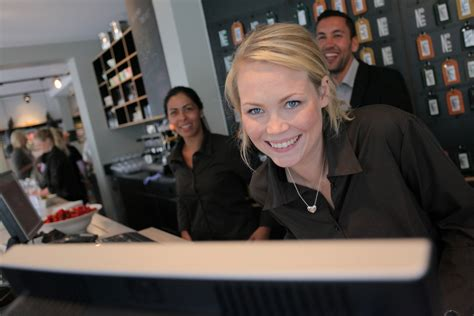 ibsens hotel smiling front office staff arthur hotels