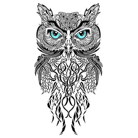owl tattoo designs meanings best owl design