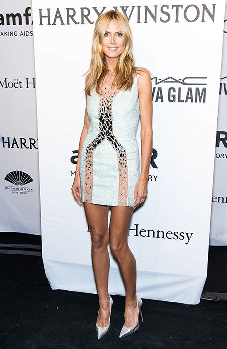 Heidi Klum Is A Handsome Fellow by Kendall Jenner Enjoys Glitzy Out With Fellow Models