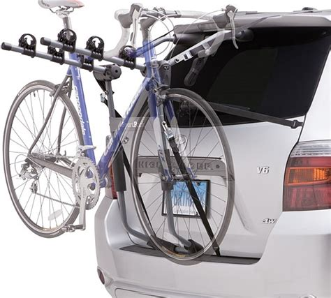 Bike Rack For Suv Reviews by Sportrack Trunk Mount Bike Rack For And Suv Drafter 3 Cargogear