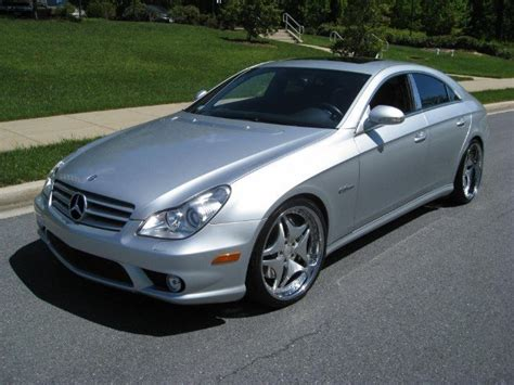 old car owners manuals 2007 mercedes benz cls class regenerative braking 2007 mercedes benz cls 2007 mercedes benz cls for sale to purchase or buy classic cars for