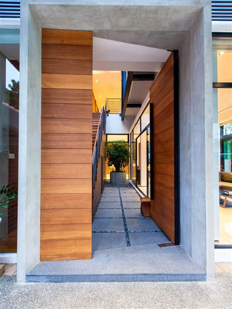 modern house door 13 architects best 25 modern entrance ideas on