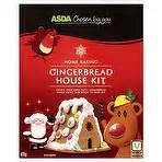 kit asda calories in asda chosen by you home baking gingerbread