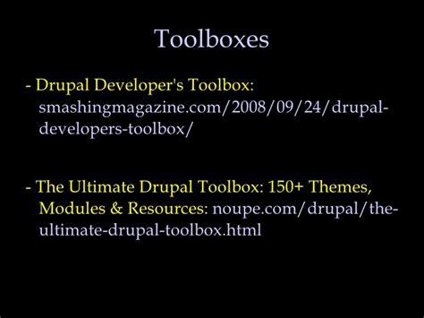 drupal theme developer module drupal resources