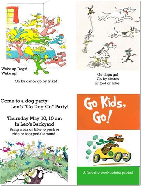 puppy go go go invitation bring car or bike and other ideas go go