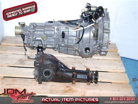 id 1808 impreza wrx 5mt manual transmissions subaru