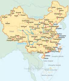 Map China by Map Of China Country World Map Of China City Physical