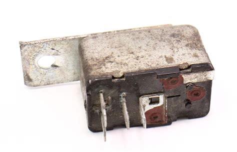 blower fan motor resistor vw rabbit jetta scirocco mk1 hvac 175 959 141 carparts4sale inc