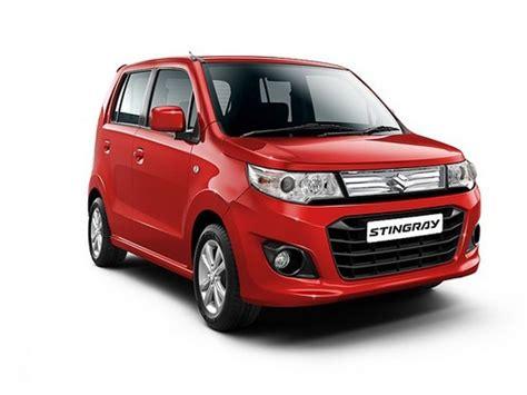 new maruti automatic car maruti suzuki wagonr automatic launched at rs 4 76 lakh