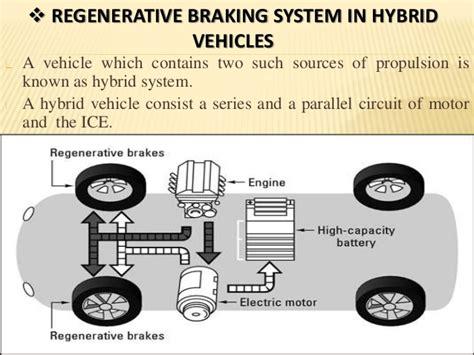 regenerative braking of dc series motor regenerative braking system