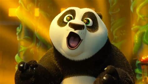imagenes de kung fu panda y su papa tr 225 iler final de kung fu panda 3 con jack black y bryan