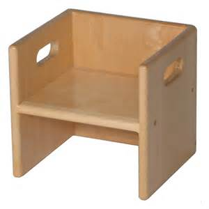 strictly for premier solid maple cube chair daycare