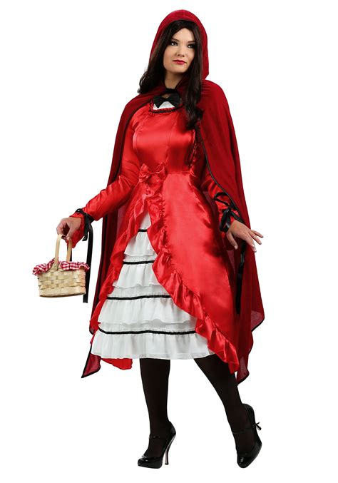 little red riding hood costumes adult kids red riding plus size fairytale red riding hood costume
